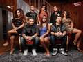 Jersey Shore Season 3 Cast Wallpaper