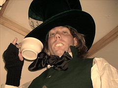 Jervis Tetch a.k.a. Mad Hatter