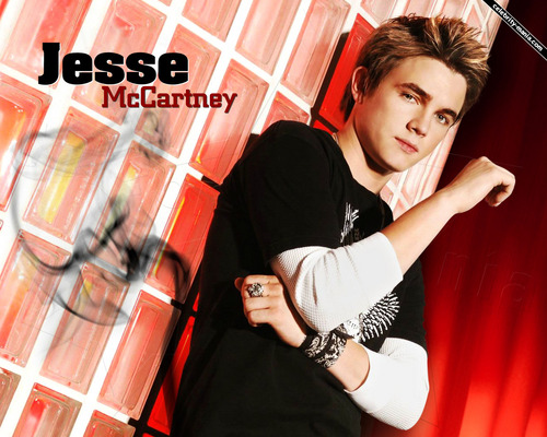 Jesse McCartney wallpaper called Jesse