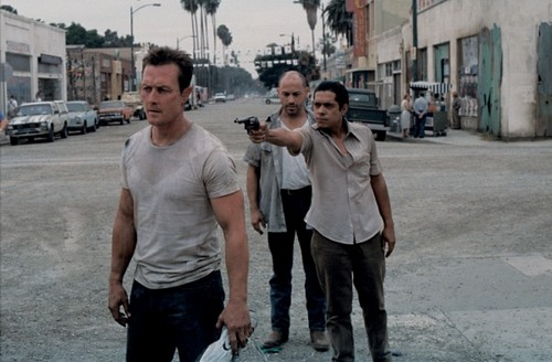 John Doggett wallpaper with a street, a business district, and a carriageway titled John Doe