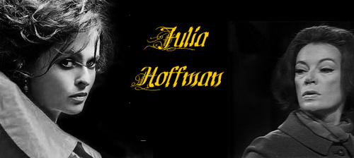 Julia Hoffman--Then and Now