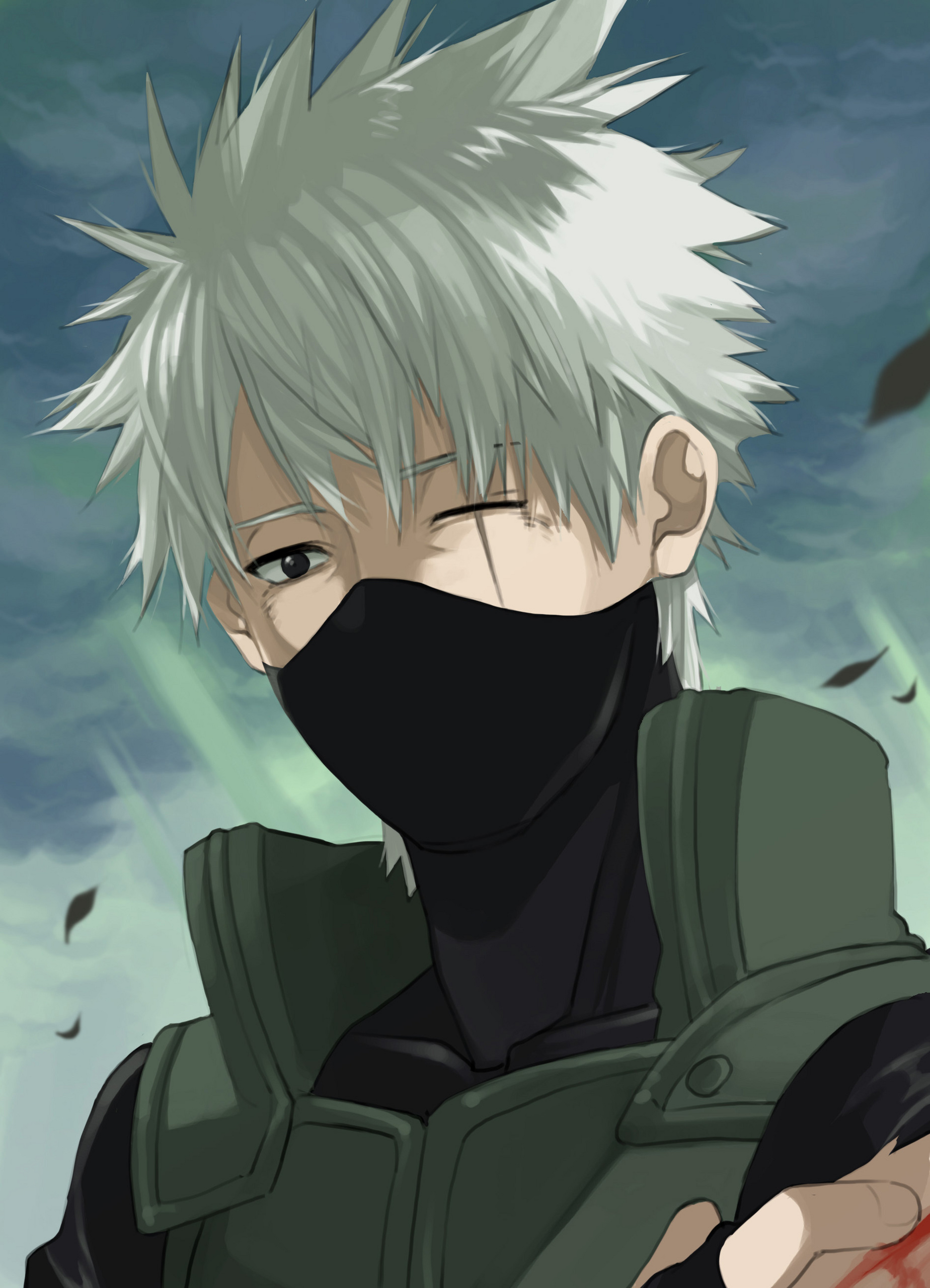 Kakashi - Anime Guys P...
