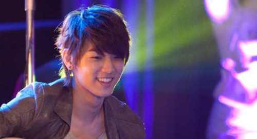 Kang Min Hyuk from Heartstrings