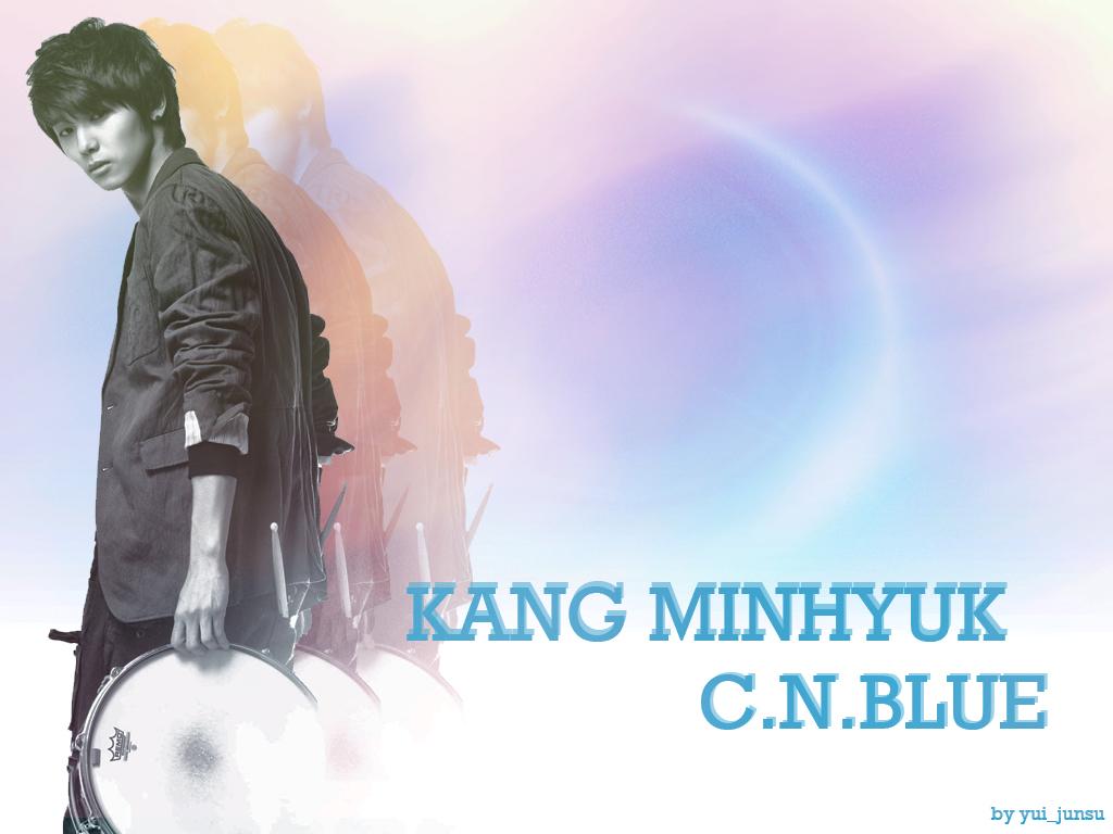 Kang Min Hyuk fond d'écran