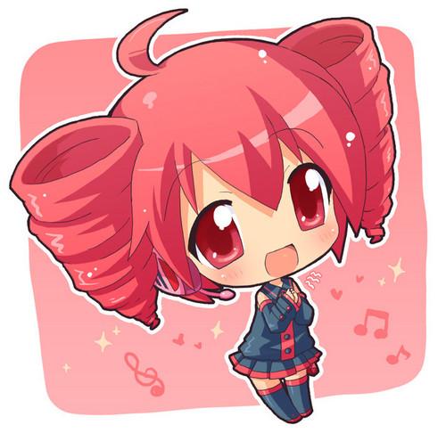 Cute99~ hình nền possibly with anime titled Kasane Teto