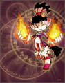 Katie the cat - blaze-the-cat fan art