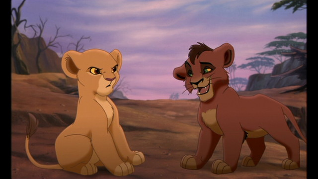 Kiara & Kovu images Kiara & Kovu wallpaper and background ...
