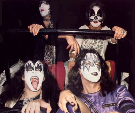 Kiss (March 20, 1975)