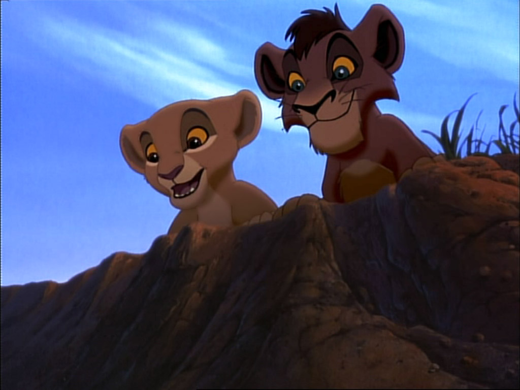 Kovu And Kiara Quotes. QuotesGram