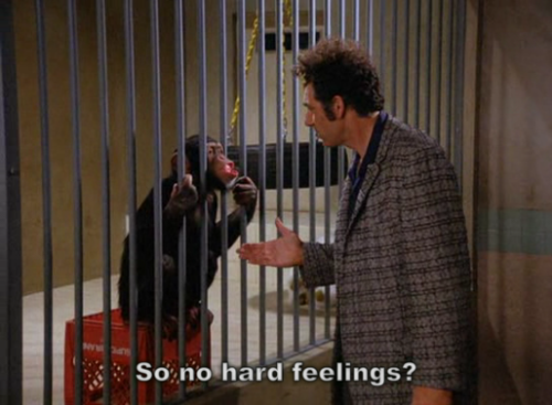Kramer & the Monkey