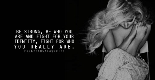 lady gaga quotes - photo #14