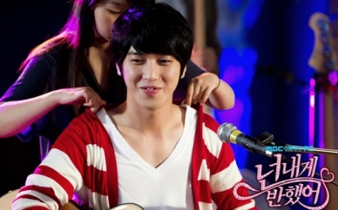 Lee Shin Ep.10 behind the scens