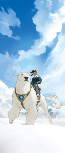 Legend of Korra ( Full Image)