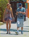Leonardo DiCaprio &amp; Blake Lively: Grocery Shopping! - blake-lively photo