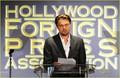 Leonardo DiCaprio: HFPA Luncheon Speaker!