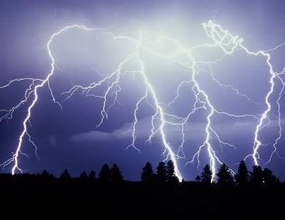 Lightning Fotos