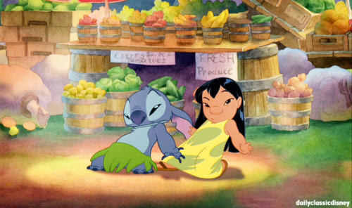Lilo & Stitch wolpeyper entitled Lilo & Stitch