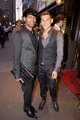 London socialites Emmanuel Ray and Philippe Ashfield spotted together