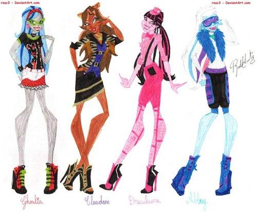 MH fashions