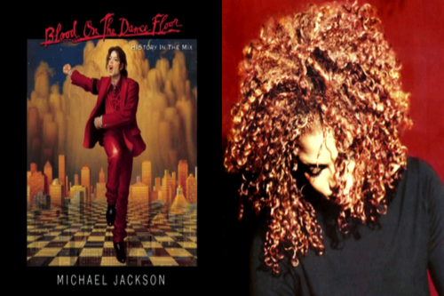 MICHAEL AND JANET JACKSON 1997 ALBUMS