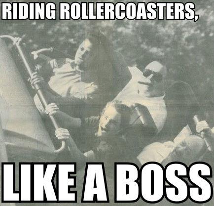 MJ Like A Boss