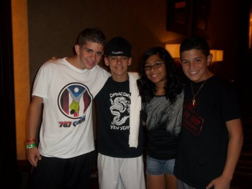 Madison, Chris& Nick<3
