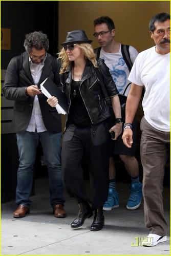 Madonna: Back in the Studio