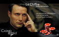 Mads Mikkelsen as Le Chiffre in Casino Royale