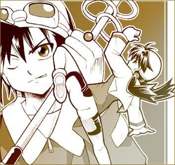 Mangaquestshipping <3