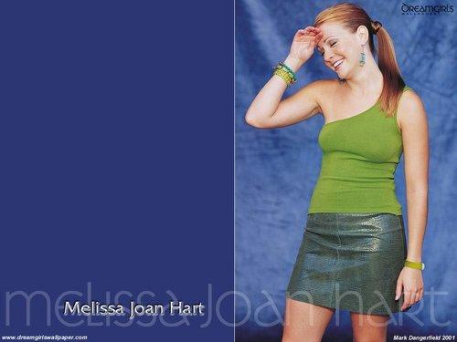 梅利莎·琼·哈特