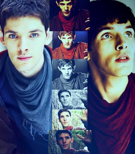 Merlin/Colin morgan