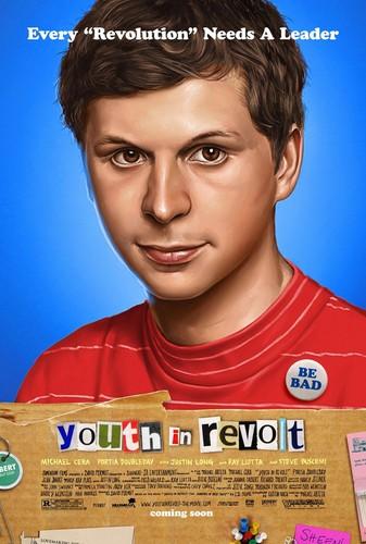 Michael Cera as Nick Twisp in Youth In Revolt