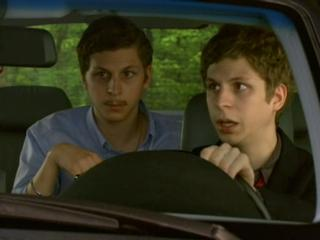 Michael Cera as Nick Twisp in Youth In Revolt