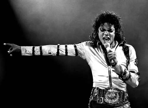 The Bad Era achtergrond with a concert called Michael Jackson BAD <3ra
