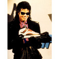 Mike Smile - michael-jackson photo