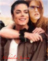 Mike and Lisa - michael-jackson photo