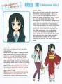 Mio's profile