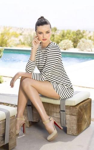 Miranda Kerr: David Jones Brand Book Beauty