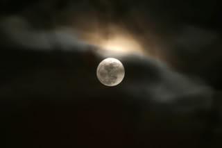 Moon mga litrato