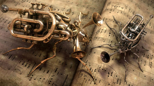 muziek Bugs