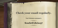 My Pottermore Username :D - biggerstaff-family screencap