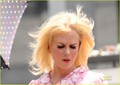 Nicole Kidman & Zac Efron: Back to Work on 'Paperboy'