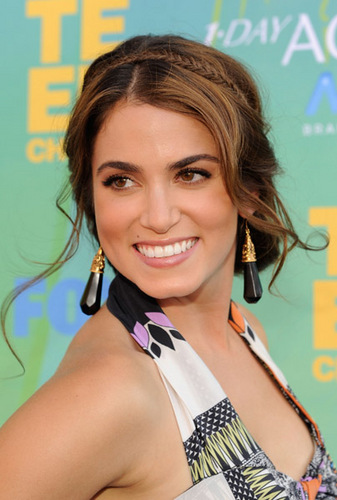 Nikki @ Teen Choice Award 2011