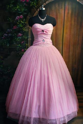Nikki's prom dress