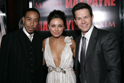 October 13 2008 - Max Payne Los Angeles Premiere