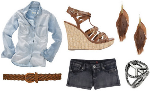 Teen Fashion wallpaper entitled Outfits
