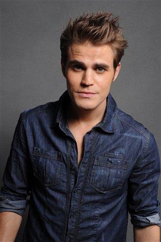 Paul Wesley Teen Choice Awards Portraits