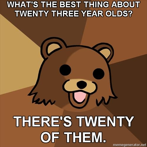 Pedo Bear!
