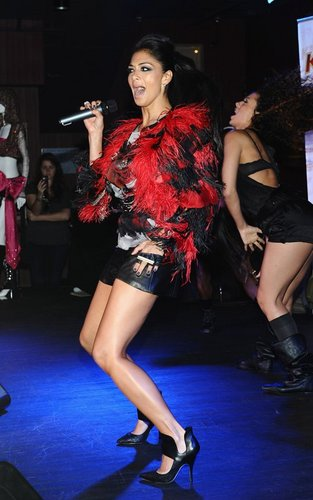 Performing At Hard Rock Cafe in Hollywood 3 08 2011