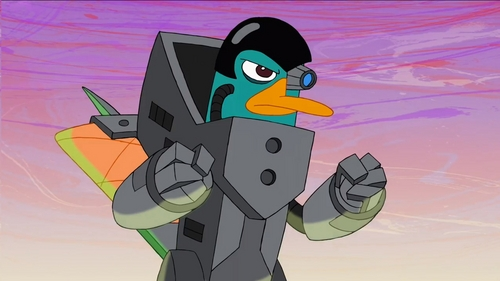 Perry the Platiborg - perry-the-platypus Photo